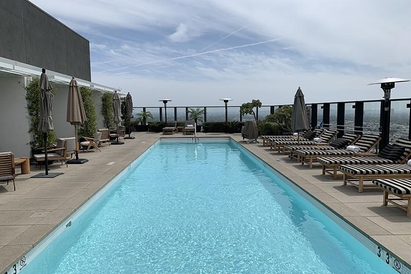 96. Rooftop Pool