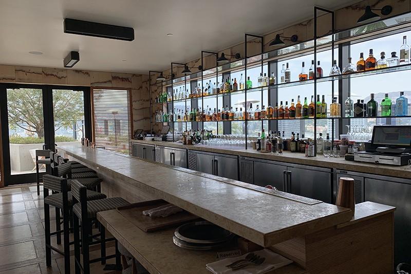 109. Rooftop Restaurant