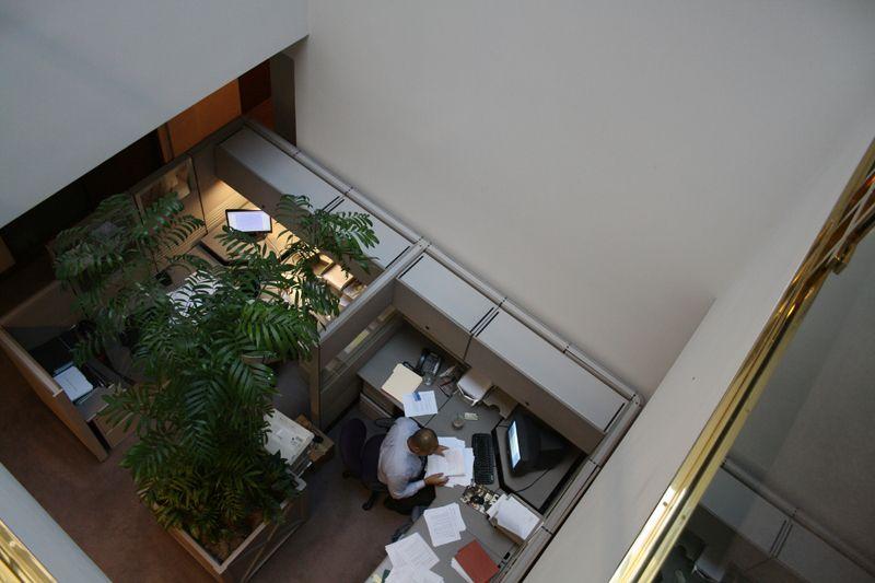 35. Fourth Floor