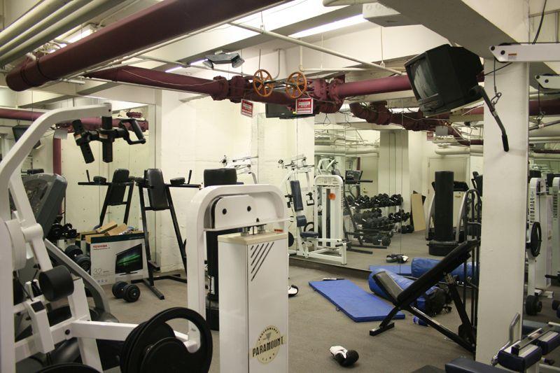 11. Basement Gym
