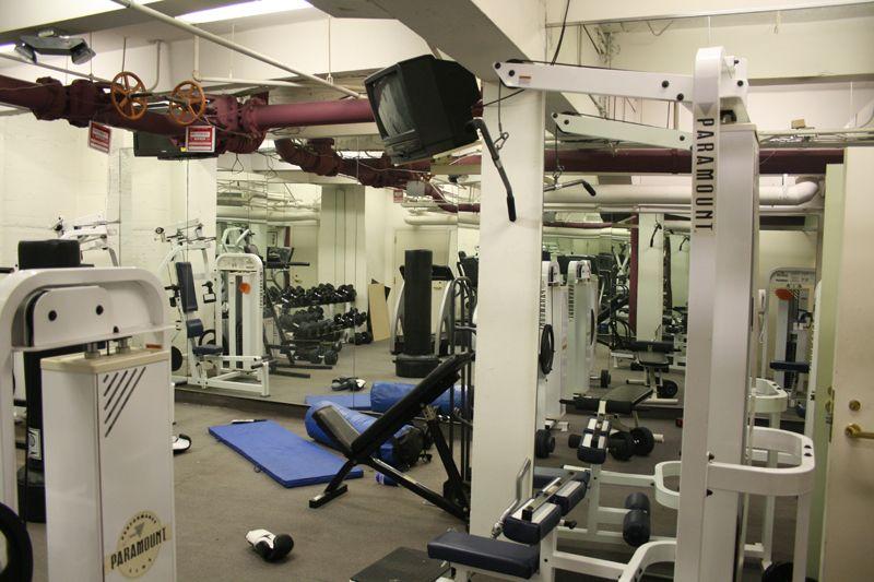 12. Basement Gym