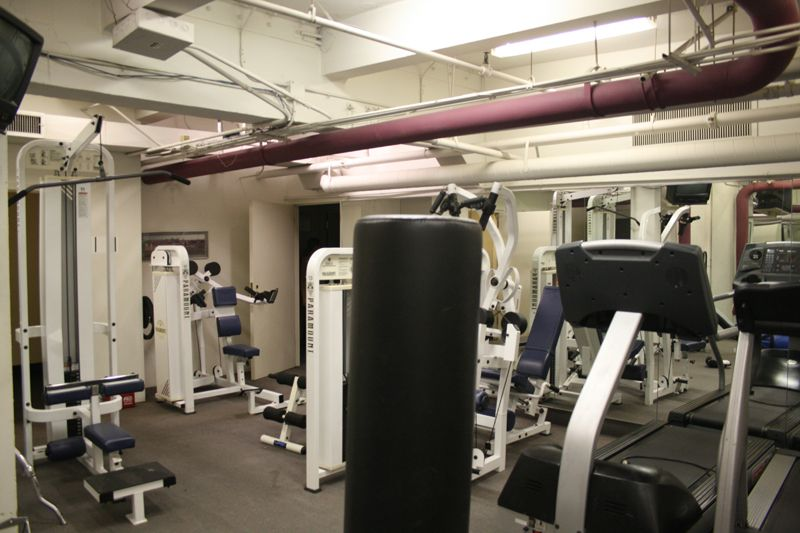 14. Basement Gym