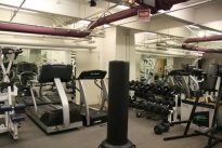 13. Basement Gym