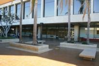27. Rear Plaza