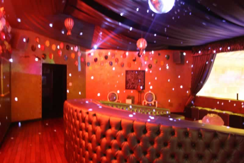 61. VIP Room