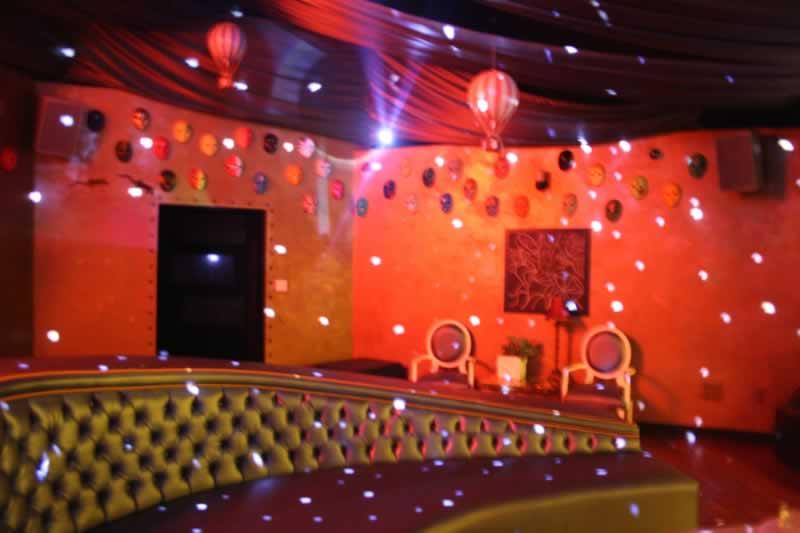 63. VIP Room
