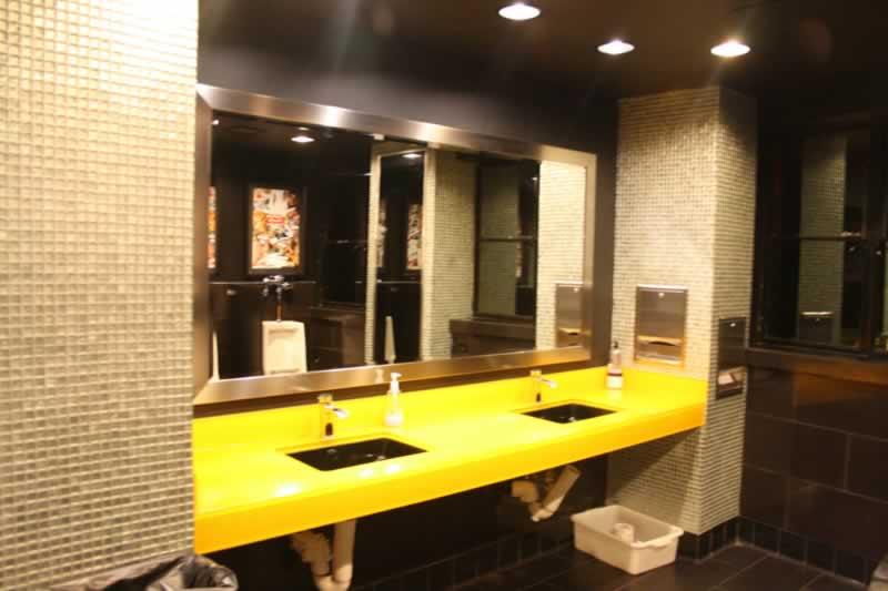 70. Mens Restroom