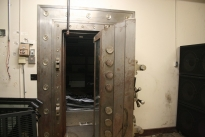 17. Basement Bank Vault