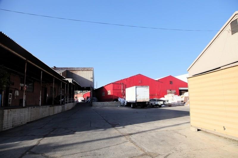 83. East Loading Dock