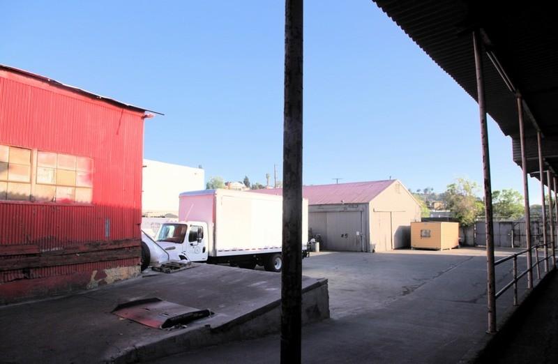 78. East Loading Dock