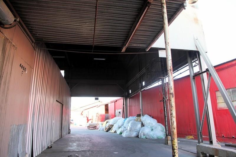 81. East Loading Dock