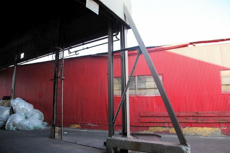 82. East Loading Dock