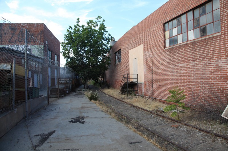 128. Annex Bldg. Exterior