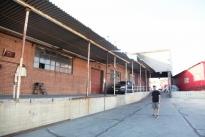 75. East Loading Dock
