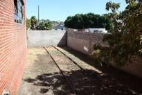 23. W. Rear Yard  & RR Tracks