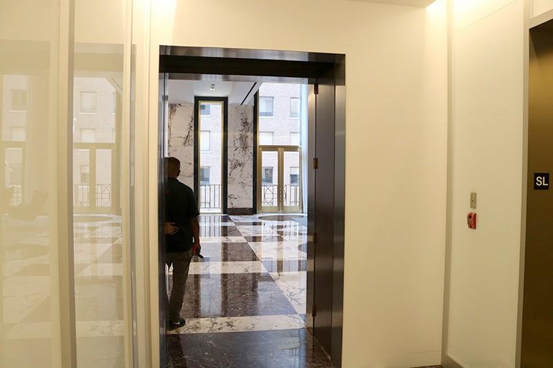 25.  Sixth Floor Lobby