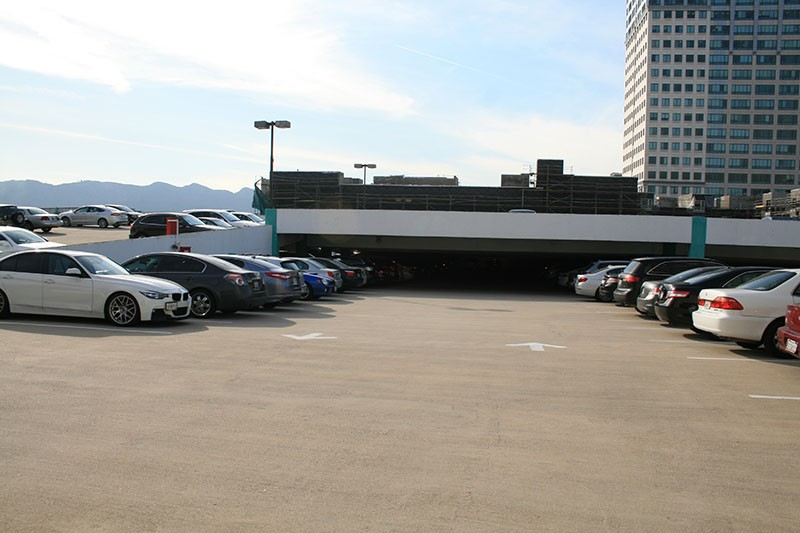 50. Parking Structure