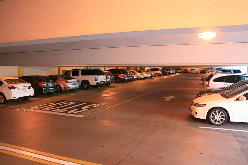 47. Parking Structure