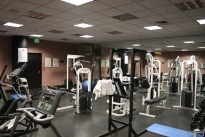 44. Second Floor Gym