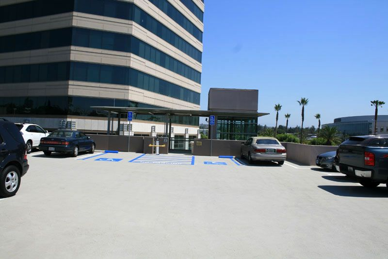 62. Parking Structure