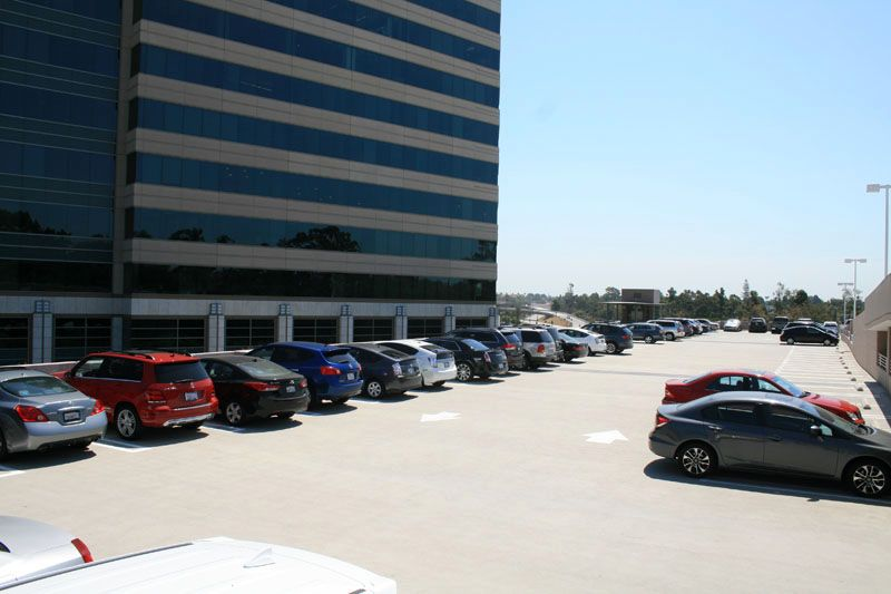 61. Parking Structure