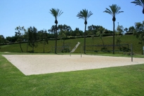 14. Vollyball Court