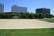 11. Vollyball Court