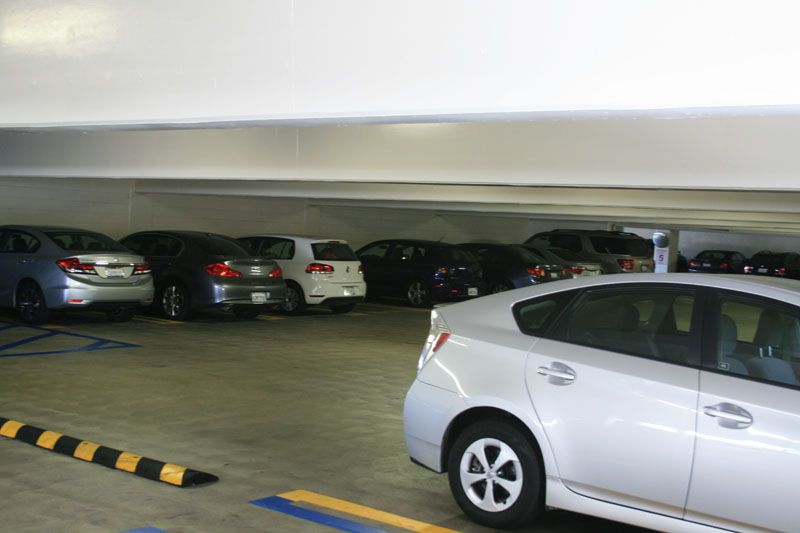 125. Parking Structure