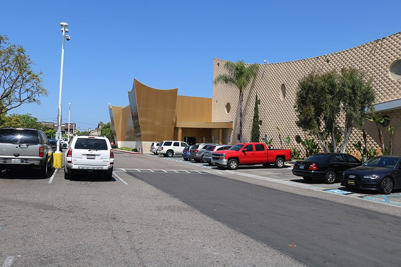 16. Parking Lot