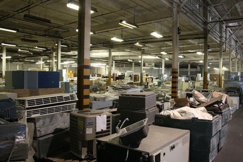 84. Warehouse