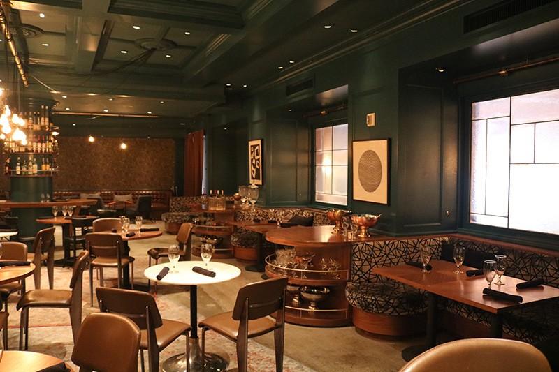 41. Restaurant