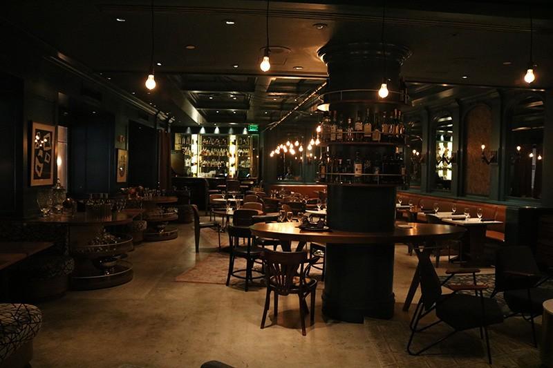 50. Restaurant