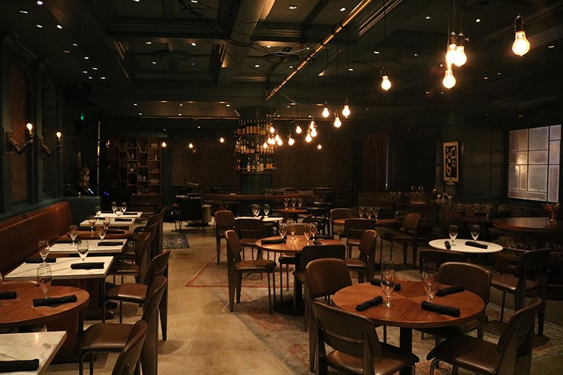 49. Restaurant
