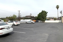 15. West Parking Lot
