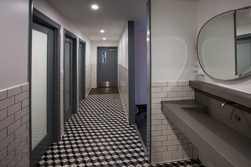 56. Restroom