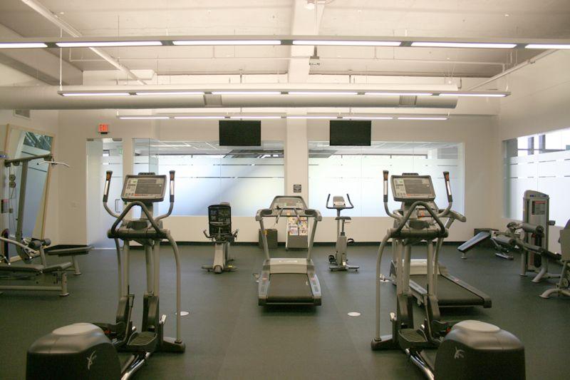 30. Gym