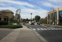 5. Canoga Blvd. Entrance