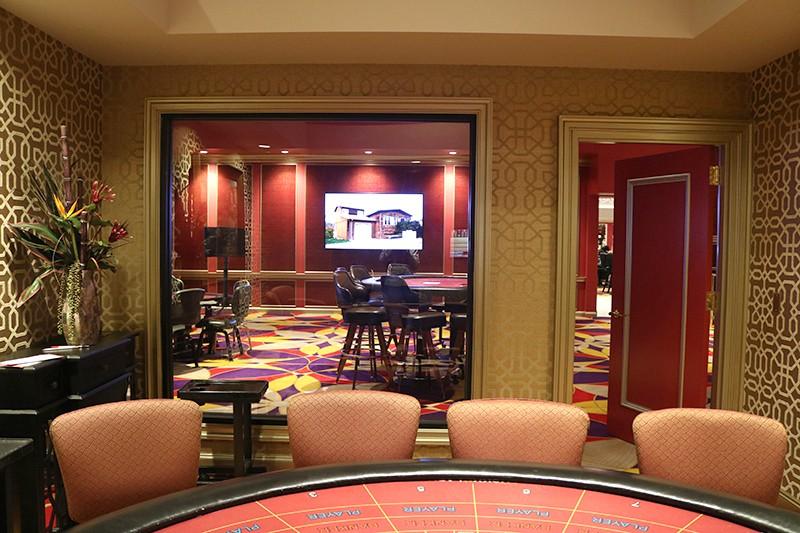 32. Private Lounge