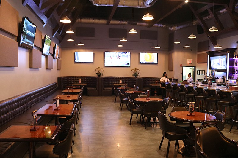 21. Bar & Grill