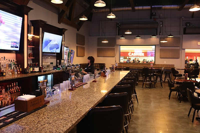 25. Bar & Grill