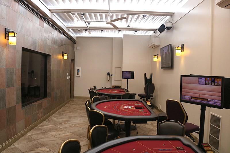 47. Smoking Room