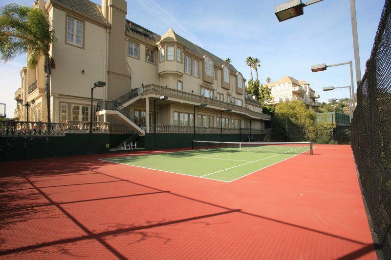 6. Tennis Court