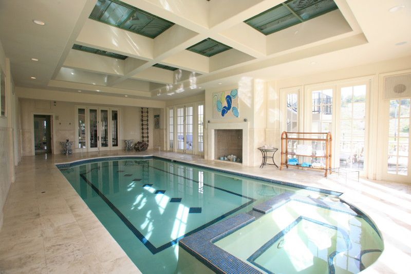 12. Indoor Pool