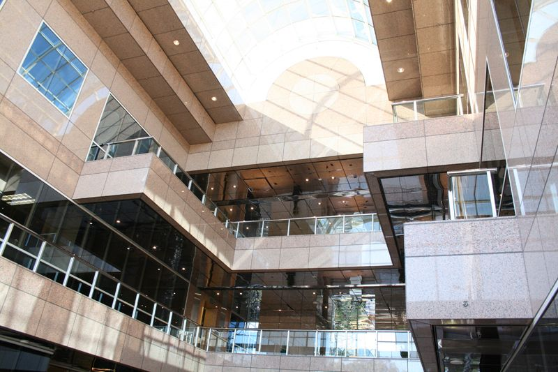18. Lobby of 345