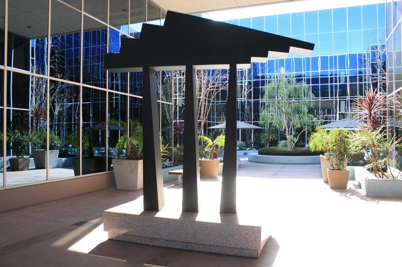 28. Plaza Courtyard