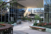 34. Plaza Courtyard