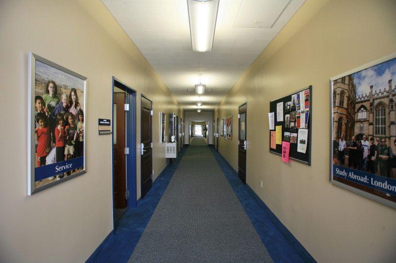 3. Admin. Bldg. Hallway