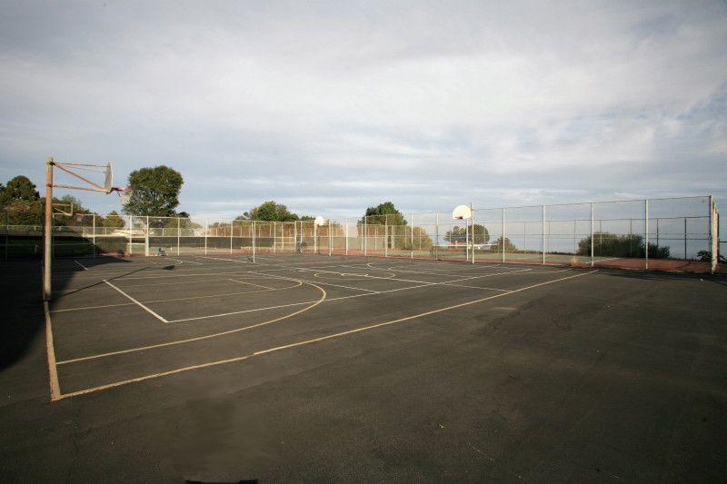 11. Basketball Courts