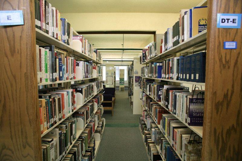 23. Cecilia Hall Library