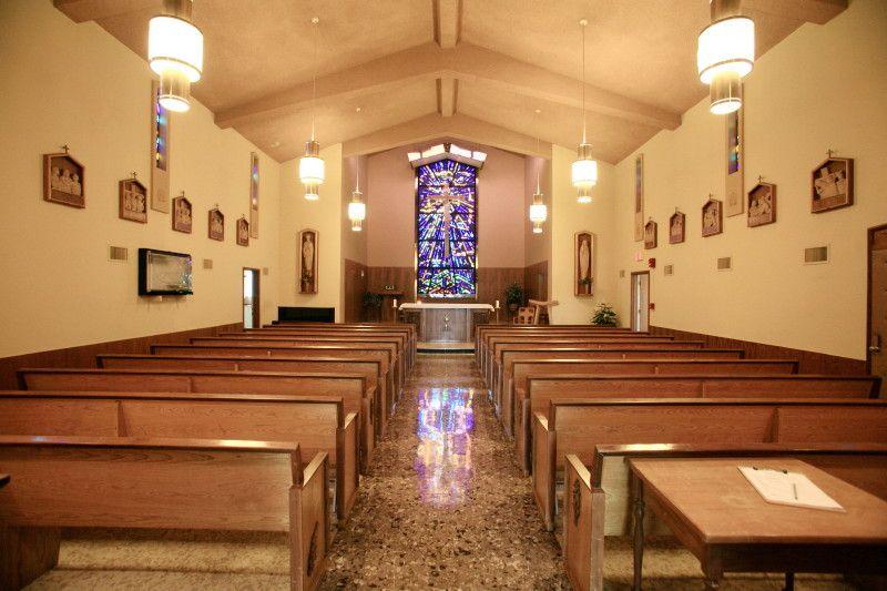 37. Chapel